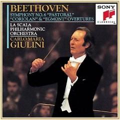 Beethoven - Complete Symphonies No. 6 - Carlo Maria Giulini,La Scala Opera Orchestra