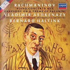 Rachmaninov Piano Concerto No. 1 & Paganini Rhapsody