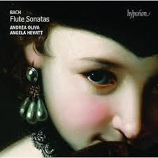 Bach - Flute Sonatas CD 1