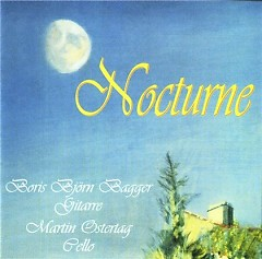 Nocturne Music For Cello And Guitar
