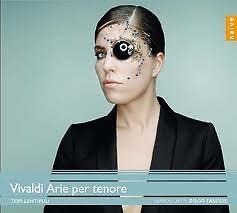 Vivaldi - Arie Per Tenore CD 1