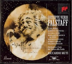 Verdi - Falstaff CD 1