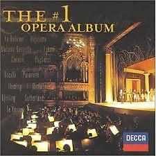 The #1 Opera Album CD 2 No. 1