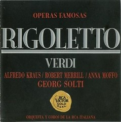 Rigoletto CD 1 - Robert Merrill,Sir Georg Solti