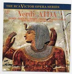 Verdi - Aida CD 2 (No. 1) - Jonel Perlea,Rome Opera Orchestra