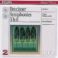 Bruckner Symphonies 3 & 8 CD 1