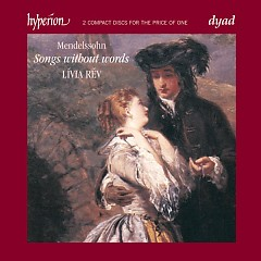 Mendelssohn - Songs Without Words CD 1 No. 2 - Livia Rev