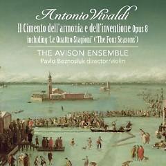 Vivaldii - Concerti Opus 8, Including The Four Seasons CD 3