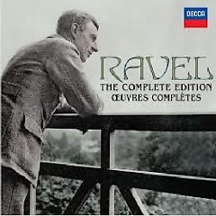 Ravel - The Complete Edition, Ceuvres Completes CD 7