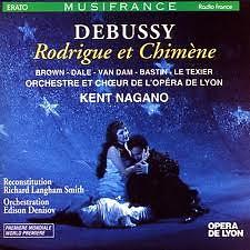 Debussy - Rodrigue et Chimène CD 1