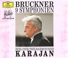 Bruckner - 9 Symphonies CD 8