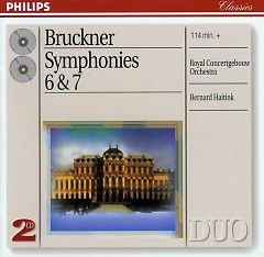 Bruckner - Symphonies 6 & 7 CD 2