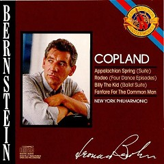 Aaron Copland - Billy The Kid, Rodeo, Appalachian Spring, Fanfare For The Common Man CD 2