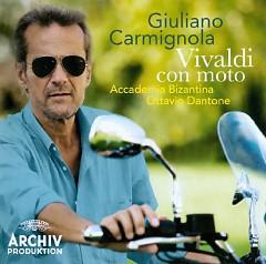 Antonio Vivaldi - Con Moto CD 2 - G.Carmignola