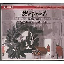 Complete Mozart Edition Vol 14 - Piano Quintets, Quartets, Trios, Etc CD 5