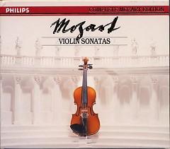 Complete Mozart Edition Vol 15 - Violin Sonatas CD 4