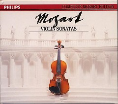Complete Mozart Edition Vol 15 - Violin Sonatas CD 5 No. 1