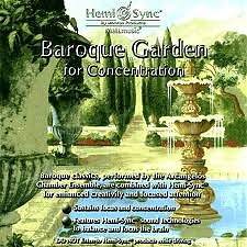 Baroque Garden For Concentration - Various Artists