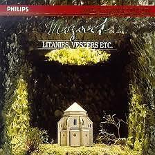 Complete Mozart Edition Vol 20 - Litanies And vesper CD 4
