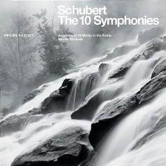 Schubert - The 10 Symphonies  CD 1