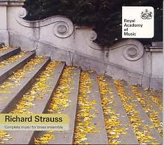 Strauss - Complete Music For Brass Ensemble