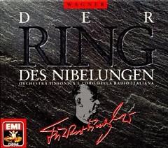 Wagner Der Ring Des Nibelungen CD 1 (No. 2)