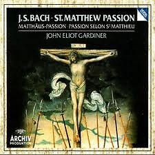 J.S.Bach - St. Matthew Passion CD 1 (No. 1)