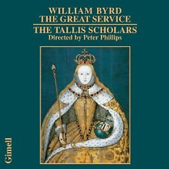 William Byrd - The Great Service