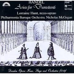 Handel – Arias For Durastanti