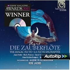 Mozart - Die Zauberflote CD 3