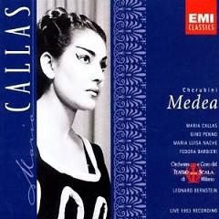 Cherubini - Medea CD 2 - Maria Callas,Leonard Bernstein
