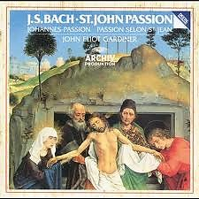 Bach - St. John Passion CD 1 (No. 2)