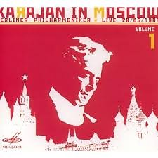Karajan In Moscow Vol. 1
