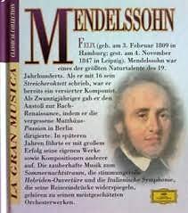 La Gran Musica Collection - Mendelssohn