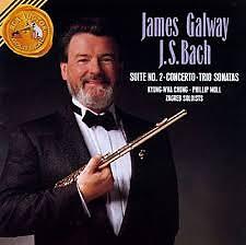 Bach - Concerto In E, Trio Sonata Nos. 2 & 4, Suite No.2 - James Galway,Kyung-wha Chung