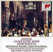 Janacek - Glagolitic Mass; Sinfonietta - Michael Tilson Thomas,London Symphony Orchestra