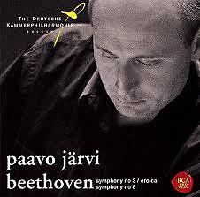 Beethoven - Symphonies Nos. 3 & 8 - Paavo Järvi,Deutsches Kammerphilharmonie Bremen