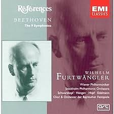 Beethoven - The 9 Symphonies CD 1  - Wilhelm Furtwangler,Various Artists