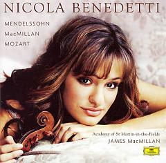Nicola Benedetti Plays Mendelssohn, MacMillan & Mozart - Nicola Benedetti,Academy Of St Martin InThe Fields