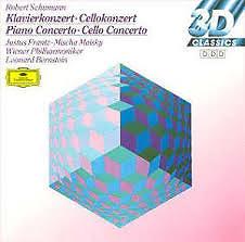 Schumann - Cellokonzert Klavierkonzert - Mischa Maisky,Leonard Bernstein,Wiener Philharmoniker