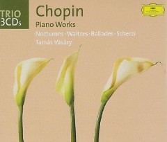 Chopin - Piano Works (Nocturnes, Waltzes, Ballades, Scherzi) CD 2 (No. 2)  - Tamás Vásáry