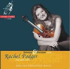 Bach - Sonatas & Partitas Vol 2  - Rachel Podger