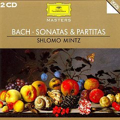 Bach - Sonatas & Partitas CD 1  - Shlomo Mintz
