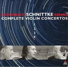 Schnittke - Complete Violin Concertos CD 1  - Gidon Kremer,Christoph Eschenbach,NDR Symphony Orchestra