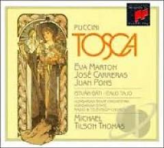 Puccini - Tosca CD 2 (No. 1) - Michael Tilson Thomas
