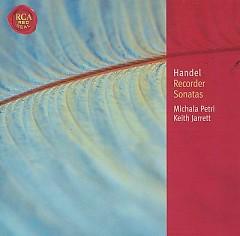 Handel - Recorder Sonatas (No. 2) - Keith Jarrett,Michala Petri