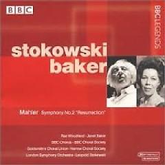 Mahler - Symphony No. 2 - Resurrection - Leopold Stokowski,London Symphony Orchestra