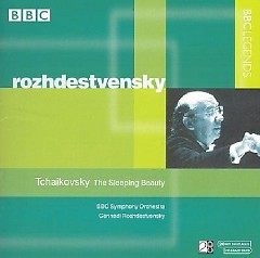 Tchaikovsky - The Sleeping Beauty CD 2 (No. 2) - Gennady Rozhdestvensky,BBC Symphony Orchestra