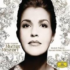 Mozart -  Piano Trios - Andre Previn, Anne - Sophie Mutter, Daniel Müller-Schott