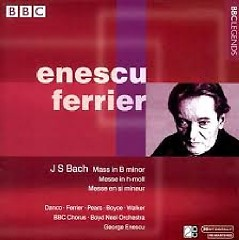 Bach - Mass In B Minor CD 1 - George Enescu